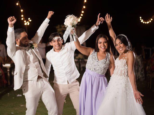 El matrimonio de Juan Pablo y Jeimy en Puerto Colombia, Atlántico 32