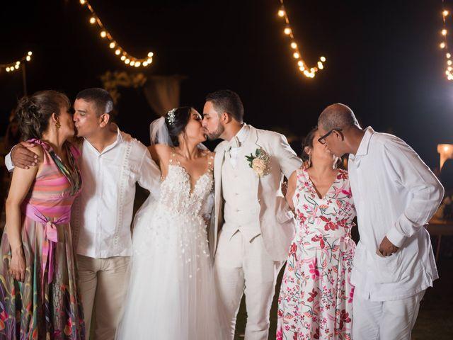 El matrimonio de Juan Pablo y Jeimy en Puerto Colombia, Atlántico 37