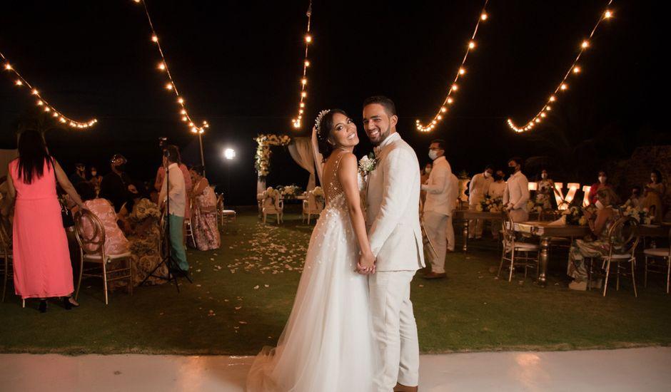 El matrimonio de Juan Pablo y Jeimy en Puerto Colombia, Atlántico