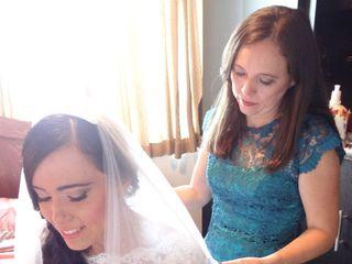 El matrimonio de Keyla y Albeniz 1