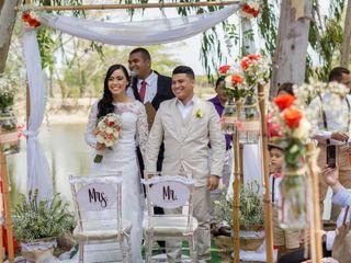 El matrimonio de Keyla y Albeniz 3