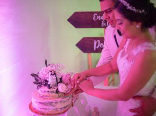 El matrimonio de Rayza y Sergio 1