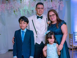 El matrimonio de Rayza y Sergio 3