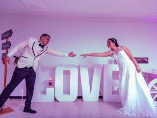 El matrimonio de Rayza y Sergio