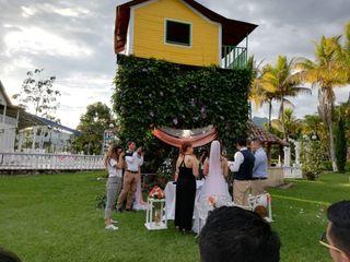 El matrimonio de Mara Brigitte  y Walter  1