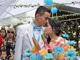 El matrimonio de Lo0rena y Yesid 1