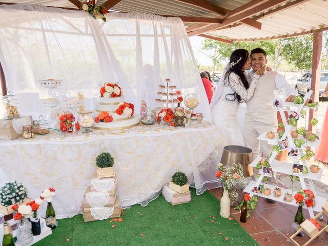 El matrimonio de Albeniz y Keyla en Sabanagrande, Atlántico 2