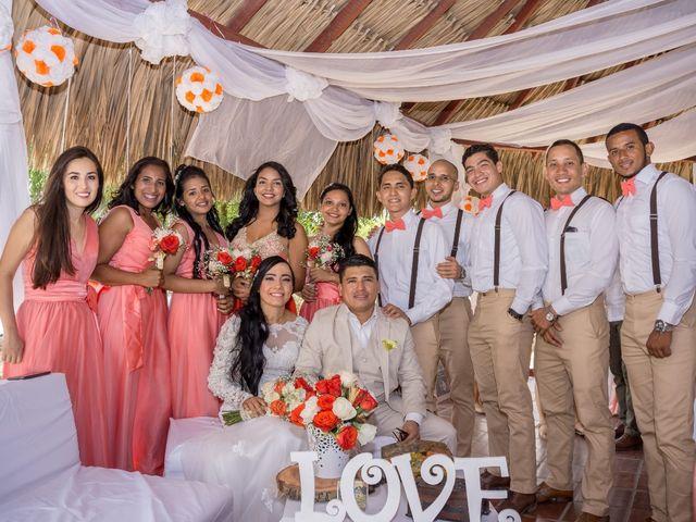 El matrimonio de Albeniz y Keyla en Sabanagrande, Atlántico 5