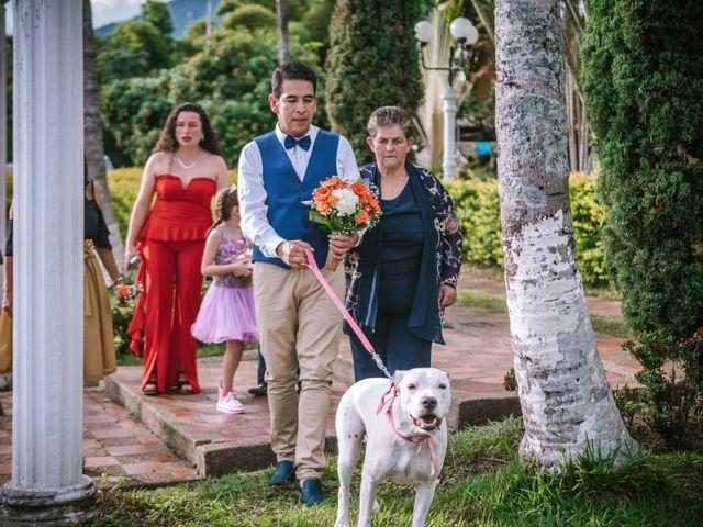 El matrimonio de Walter  y Mara Brigitte  en Fusagasugá, Cundinamarca 37