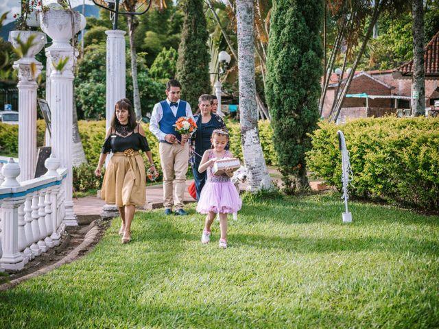 El matrimonio de Walter  y Mara Brigitte  en Fusagasugá, Cundinamarca 38