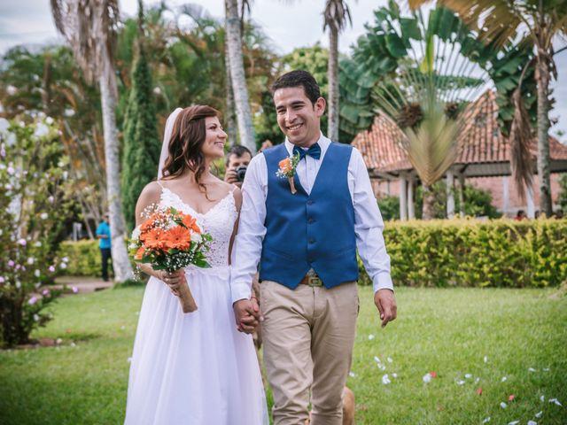 El matrimonio de Walter  y Mara Brigitte  en Fusagasugá, Cundinamarca 56