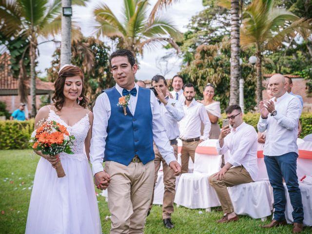 El matrimonio de Walter  y Mara Brigitte  en Fusagasugá, Cundinamarca 57