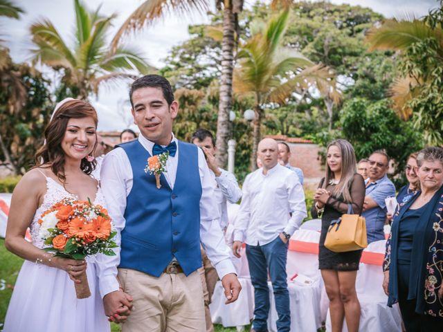 El matrimonio de Walter  y Mara Brigitte  en Fusagasugá, Cundinamarca 58