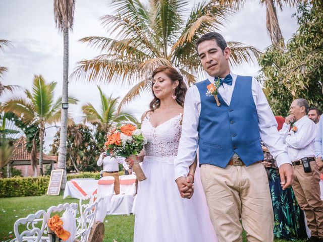 El matrimonio de Walter  y Mara Brigitte  en Fusagasugá, Cundinamarca 59