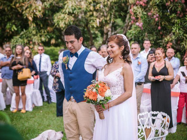 El matrimonio de Walter  y Mara Brigitte  en Fusagasugá, Cundinamarca 63
