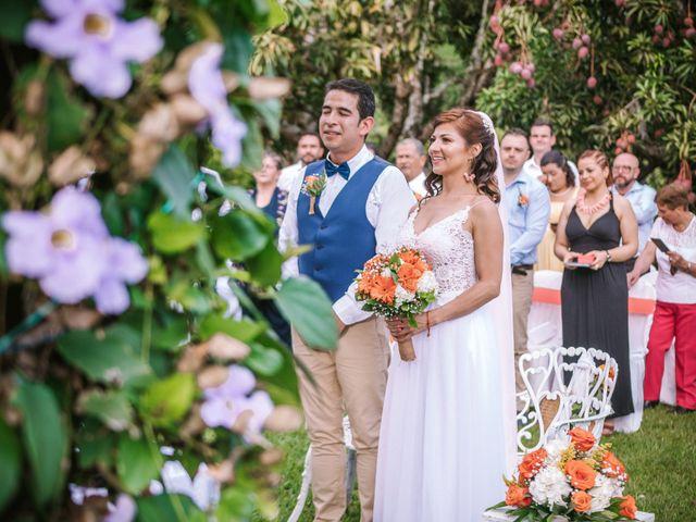 El matrimonio de Walter  y Mara Brigitte  en Fusagasugá, Cundinamarca 65