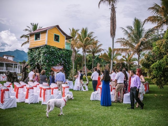 El matrimonio de Walter  y Mara Brigitte  en Fusagasugá, Cundinamarca 67