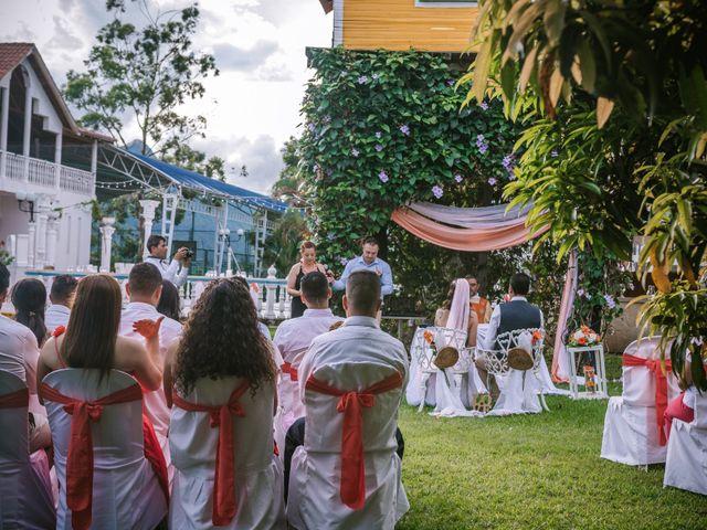 El matrimonio de Walter  y Mara Brigitte  en Fusagasugá, Cundinamarca 72