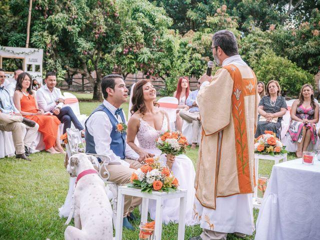 El matrimonio de Walter  y Mara Brigitte  en Fusagasugá, Cundinamarca 78