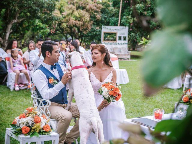 El matrimonio de Walter  y Mara Brigitte  en Fusagasugá, Cundinamarca 127