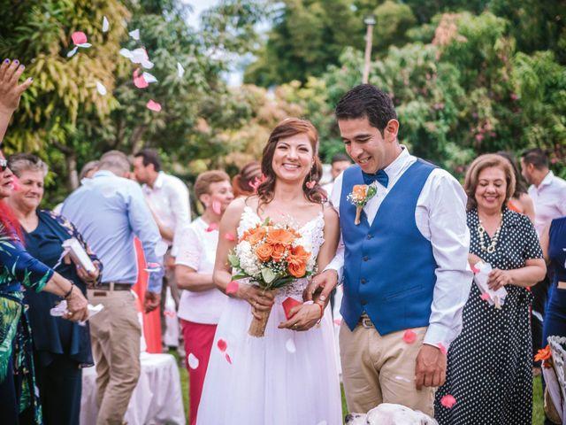 El matrimonio de Walter  y Mara Brigitte  en Fusagasugá, Cundinamarca 140