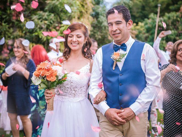 El matrimonio de Walter  y Mara Brigitte  en Fusagasugá, Cundinamarca 144