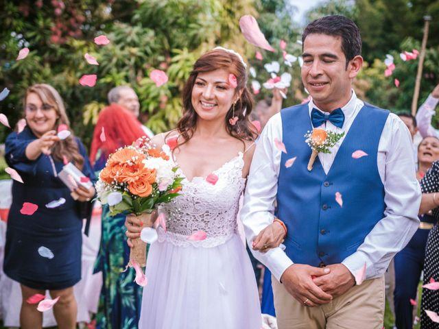 El matrimonio de Walter  y Mara Brigitte  en Fusagasugá, Cundinamarca 153