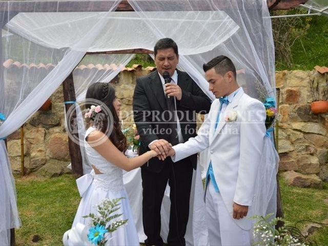 El matrimonio de Yesid y Lo0rena en Cota, Cundinamarca 14