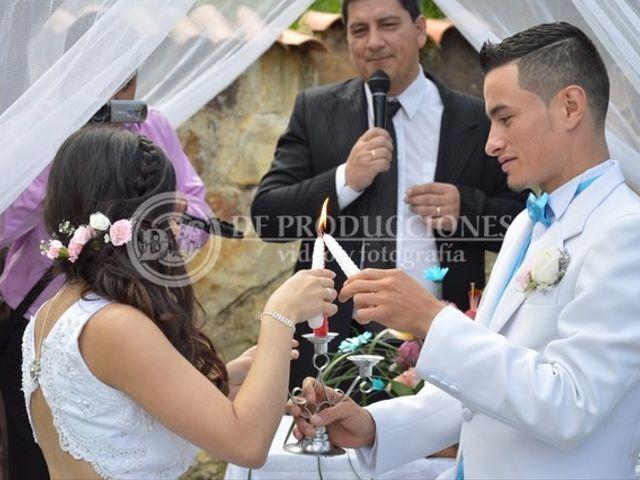 El matrimonio de Yesid y Lo0rena en Cota, Cundinamarca 15