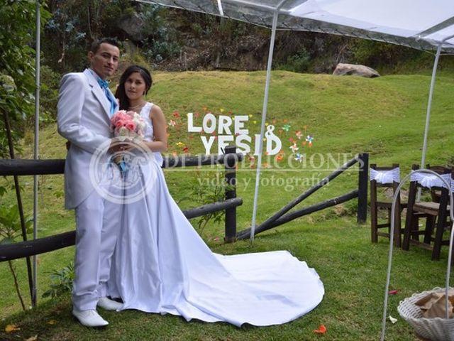 El matrimonio de Yesid y Lo0rena en Cota, Cundinamarca 16