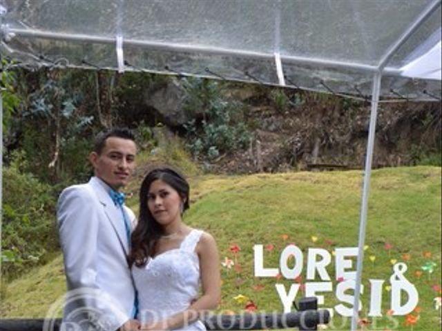 El matrimonio de Yesid y Lo0rena en Cota, Cundinamarca 17