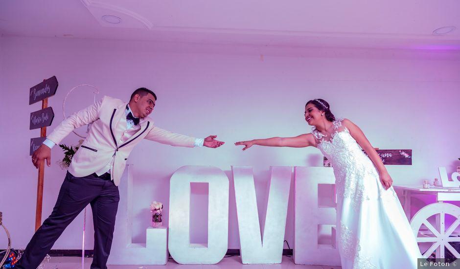 El matrimonio de Sergio y Rayza en Santa Marta, Magdalena