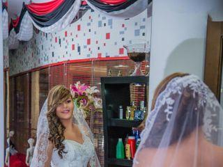 El matrimonio de Patricia y Luis 3