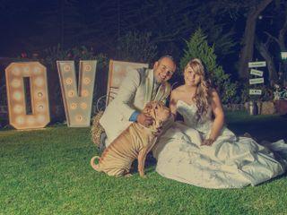El matrimonio de Patricia y Luis