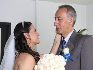 El matrimonio de Ana María y Esteban 2