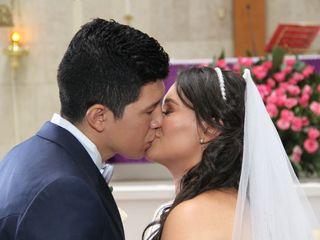 El matrimonio de Ana María y Esteban