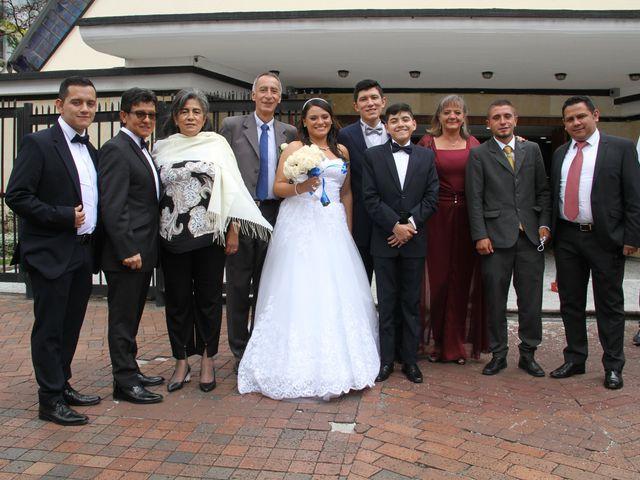 El matrimonio de Esteban y Ana María en Bogotá, Bogotá DC 14