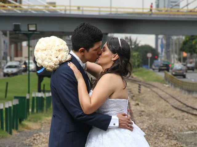 El matrimonio de Esteban y Ana María en Bogotá, Bogotá DC 16