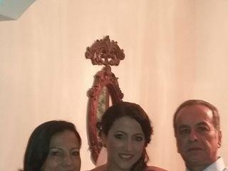 El matrimonio de Karen  y Fernando 1