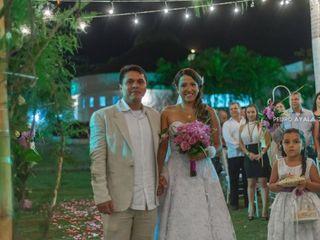 El matrimonio de Karen  y Fernando