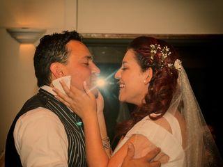 El matrimonio de Diana y Luis