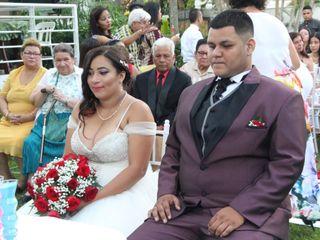 El matrimonio de Julieth   y Bryan