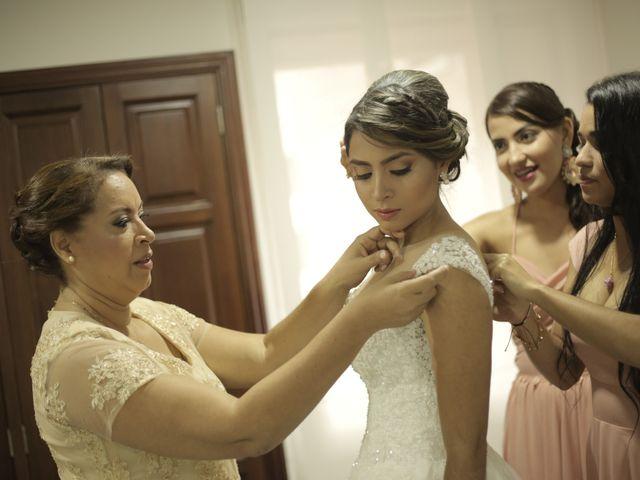 El matrimonio de Tivaldo y Jennifer en Barranquilla, Atlántico 7