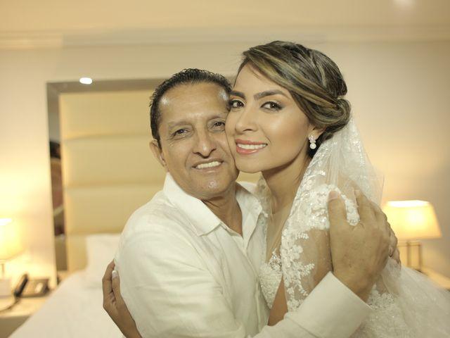 El matrimonio de Tivaldo y Jennifer en Barranquilla, Atlántico 11