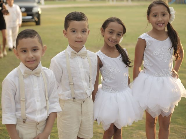 El matrimonio de Tivaldo y Jennifer en Barranquilla, Atlántico 25