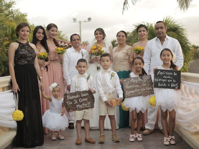 El matrimonio de Tivaldo y Jennifer en Barranquilla, Atlántico 26