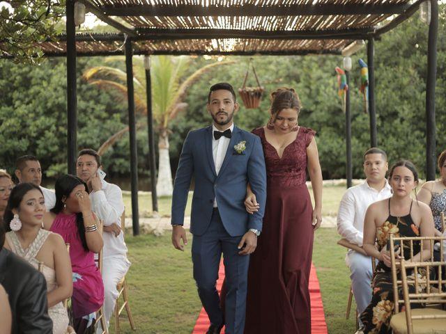 El matrimonio de Tivaldo y Jennifer en Barranquilla, Atlántico 30