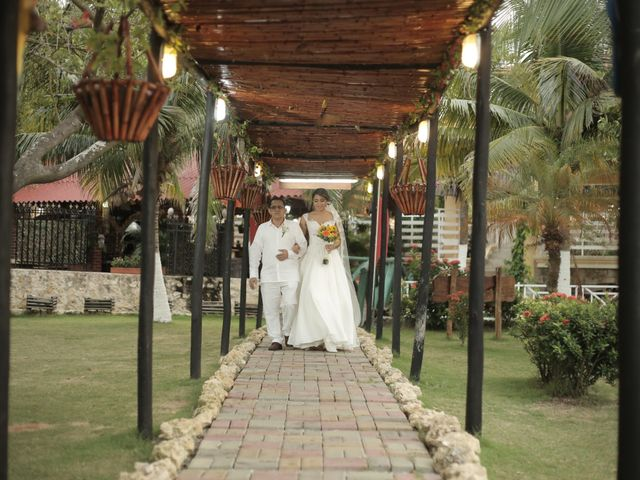 El matrimonio de Tivaldo y Jennifer en Barranquilla, Atlántico 39