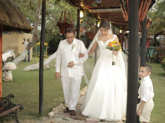 El matrimonio de Tivaldo y Jennifer en Barranquilla, Atlántico 40
