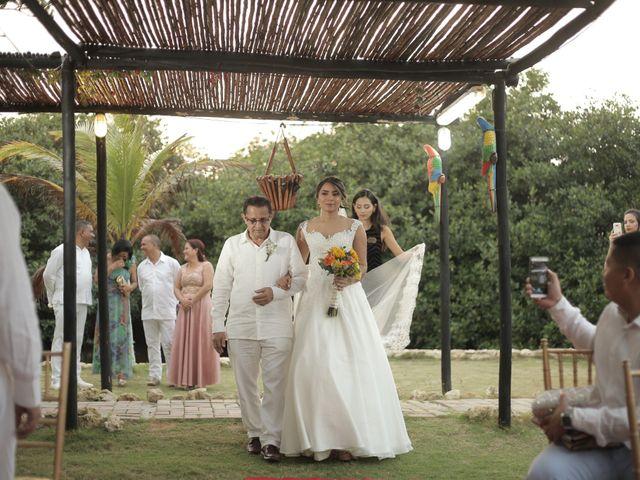 El matrimonio de Tivaldo y Jennifer en Barranquilla, Atlántico 41